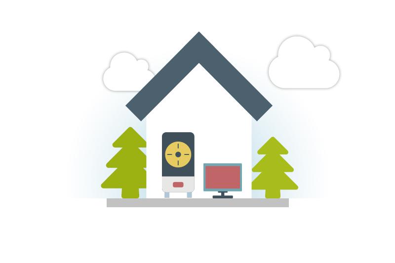 Housing Infography - Iukanet - Housing Web